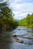 Río de Georgia Foto de archivo