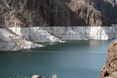 Río de Hoover Presa-Colorado Imagen de archivo