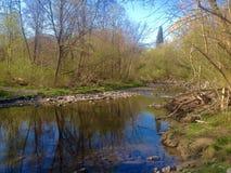Río de Humber foto de archivo libre de regalías