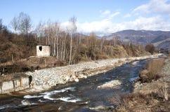 Río de Jiet foto de archivo libre de regalías