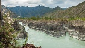 Río de Katun Fotografía de archivo libre de regalías