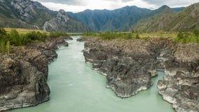 Río de Katun Foto de archivo