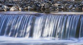 Río de la cascada Imagen de archivo