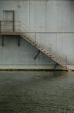 Río de la escalera Foto de archivo