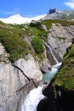 Río de la montaña imágenes de archivo libres de regalías