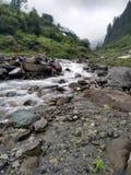 río de la naturaleza Imágenes de archivo libres de regalías