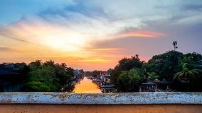 Río de la pasión Fotografía de archivo libre de regalías