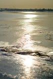 Río de la primavera Imagen de archivo libre de regalías
