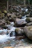 Río de las montañas foto de archivo libre de regalías