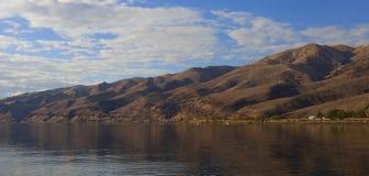 Río de Lewiston Fotos de archivo libres de regalías