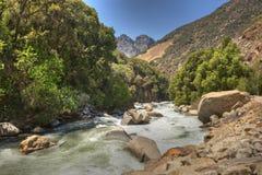 Río de los reyes Imagen de archivo libre de regalías