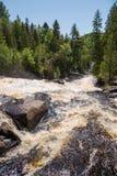 Río de Manitou Imagen de archivo