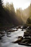 Río de Mistic Imagen de archivo libre de regalías