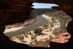 Río de Murchison - Australia Fotografía de archivo libre de regalías