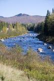 Río de New Hampshire Imágenes de archivo libres de regalías