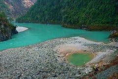 Río de NU Imagenes de archivo