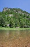 Río de Nugush Foto de archivo libre de regalías