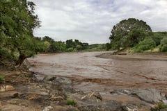 Río de Omo Imágenes de archivo libres de regalías