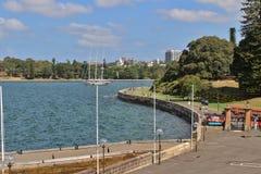 Río de Parramatta Fotografía de archivo