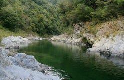 Río de Pelorus Imagenes de archivo