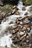 Río de precipitación Fotos de archivo libres de regalías