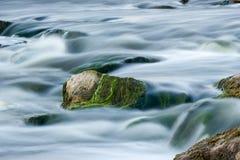 Río de precipitación Foto de archivo libre de regalías