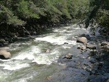 Río de Reventazon Imágenes de archivo libres de regalías