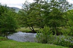 Río de Sadu Imagen de archivo