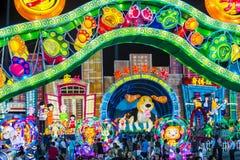 Río 2018 de Singapur Hongbao Foto de archivo libre de regalías