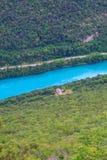 Río de Soca Foto de archivo