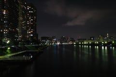 Río de Sumida fotos de archivo libres de regalías