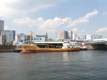 Río de Sumida en Tokio Fotografía de archivo libre de regalías