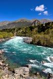 Río de Tíbet Imagenes de archivo