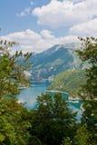 Río de Tara, Montenegro, Crna Gora Imagen de archivo