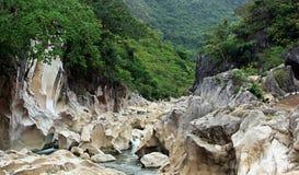 Río de Tinipak Imagen de archivo libre de regalías