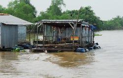 Río de Vietnam Tailandia Fotografía de archivo libre de regalías