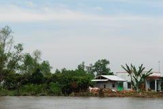 Río de Vietnam Tailandia Foto de archivo libre de regalías