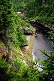 Río de Wolfe de la punta fotos de archivo libres de regalías