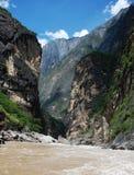 Río de Yangtze Foto de archivo