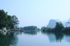 Río de Yulong Imagen de archivo libre de regalías
