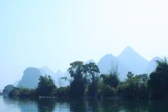 Río de Yulong Fotografía de archivo libre de regalías