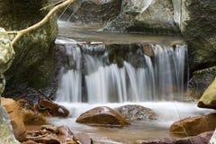 río del agua de la naturaleza Fotografía de archivo