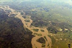 Río del aire Fotos de archivo