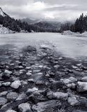 Río del arqueamiento Fotografía de archivo