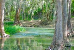 Río del cuento de hadas Imagenes de archivo