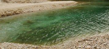 río del fondo foto de archivo