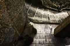 Río del guijarro Fotos de archivo