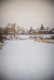 Río del hielo Imagen de archivo libre de regalías