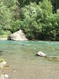 Río del transeúnte Foto de archivo libre de regalías
