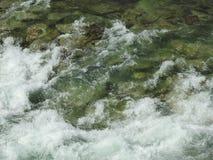 Río del transeúnte Foto de archivo
